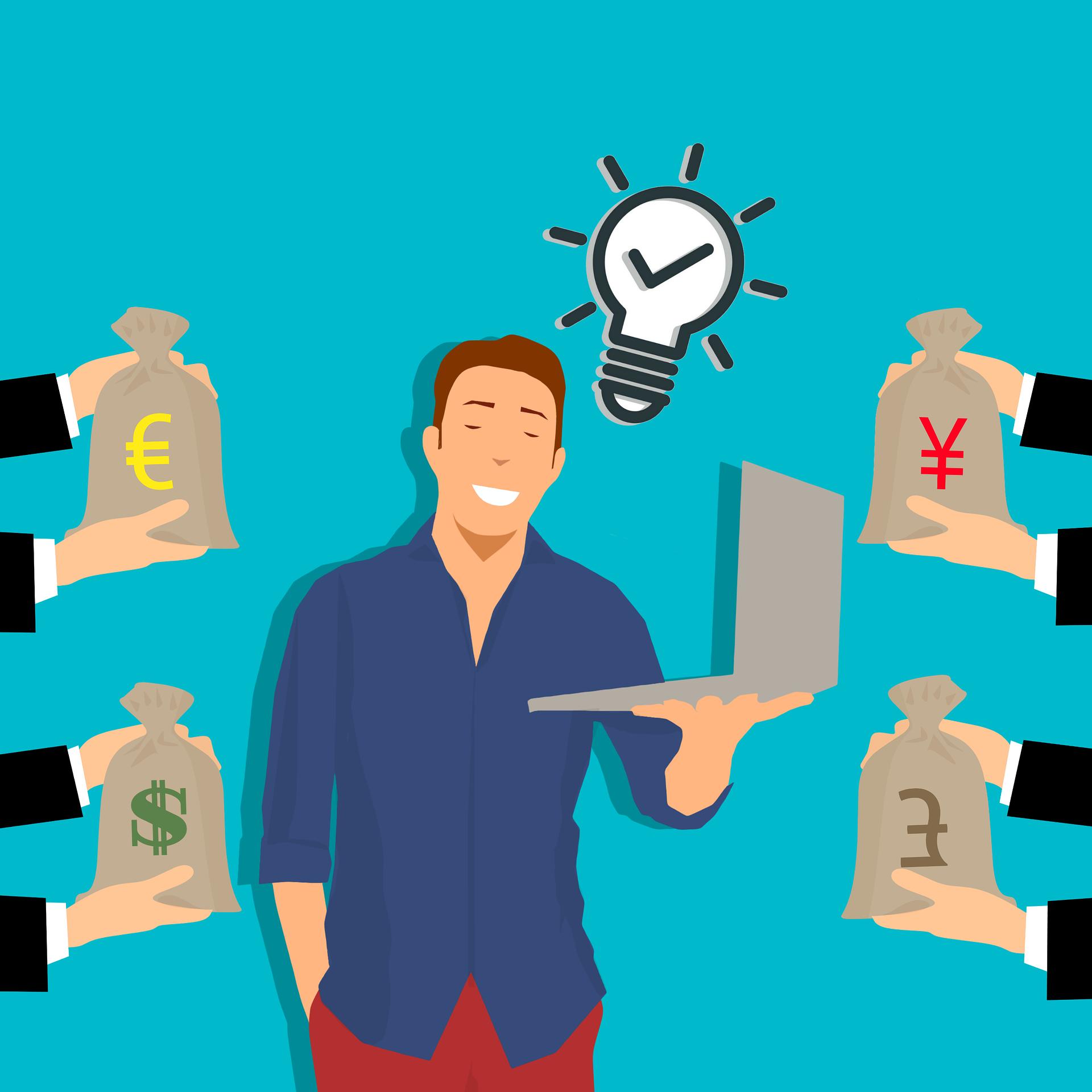 salaire fixe pour les freelances